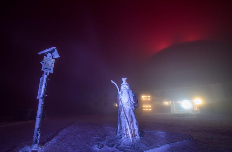 Noční výšlap na Praděd – 08.12.2015