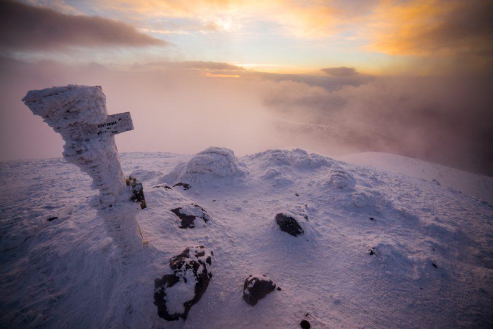Noční výšlap na Velký Kriváň (1709 m) – Malá Fatra – 12. 03. 2017
