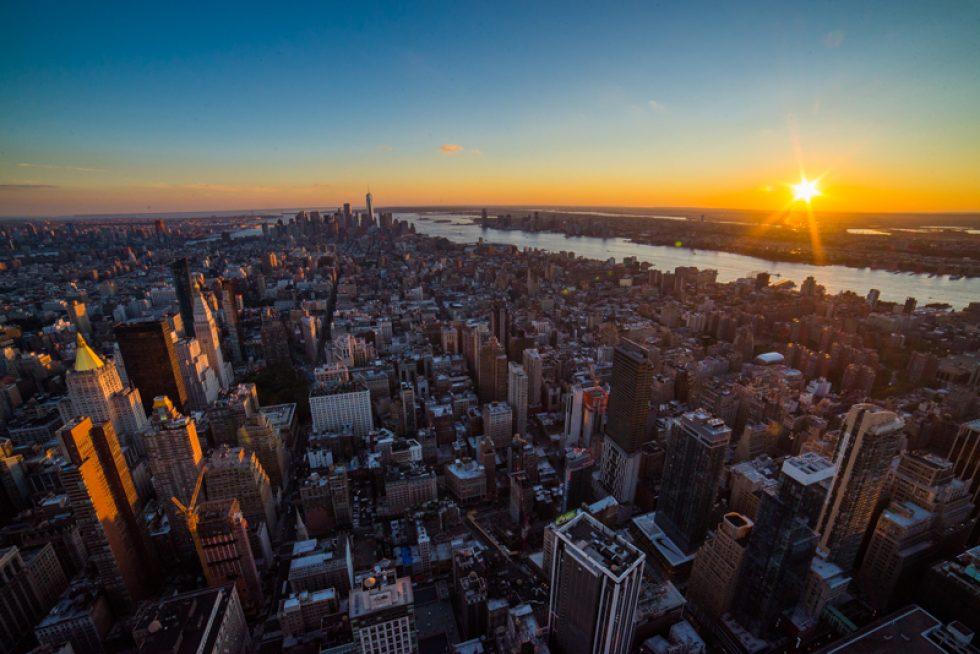 New York + Philadelphia – září/říjen 2017