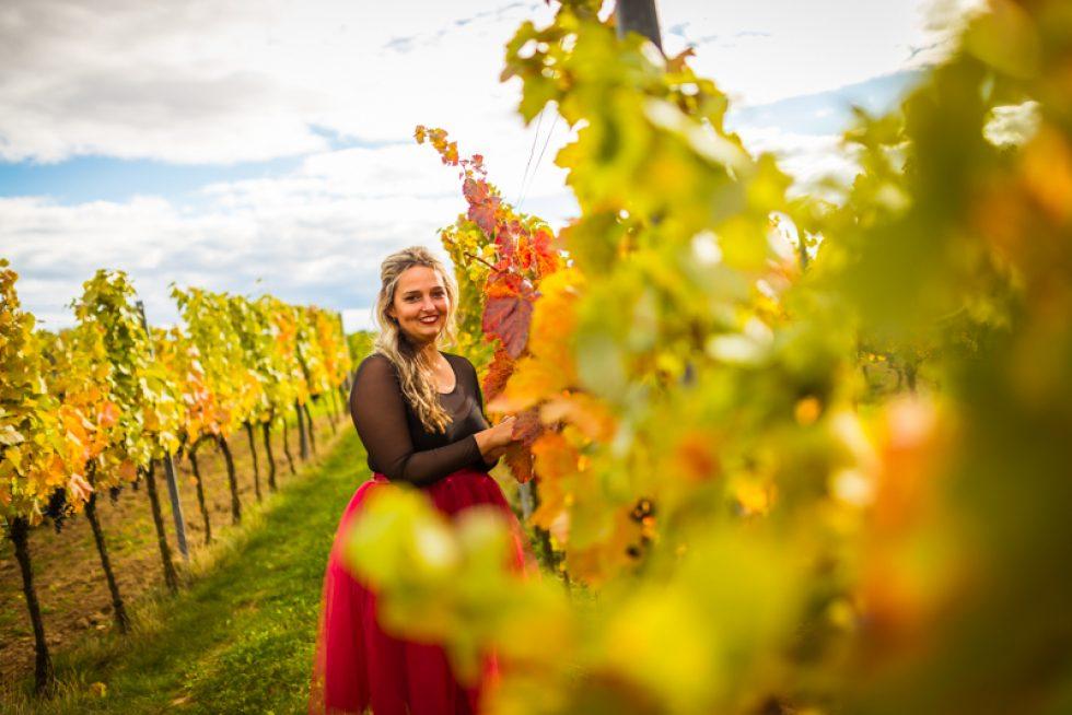Focení pro vinařství – jižní Morava – 07. 10. 2017